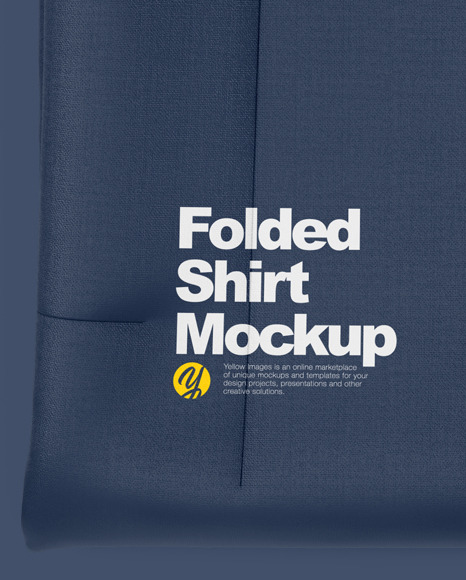 Download Folded Polo Shirt Mockup Free Yellowimages