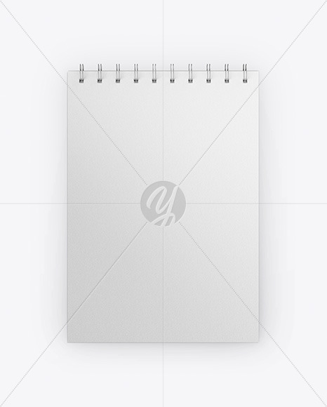 Download Notebook Paper Mockup Yellowimages