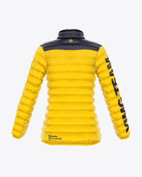 Download Mockups Jacket Yellow Images