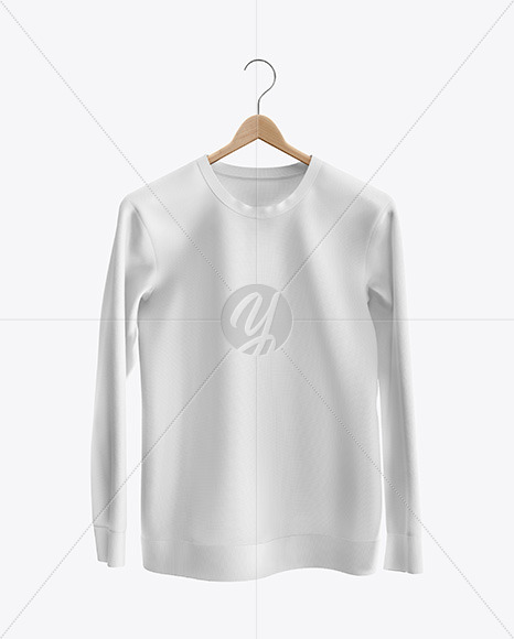 Download T Shirt Hanger Mockup Free Yellowimages