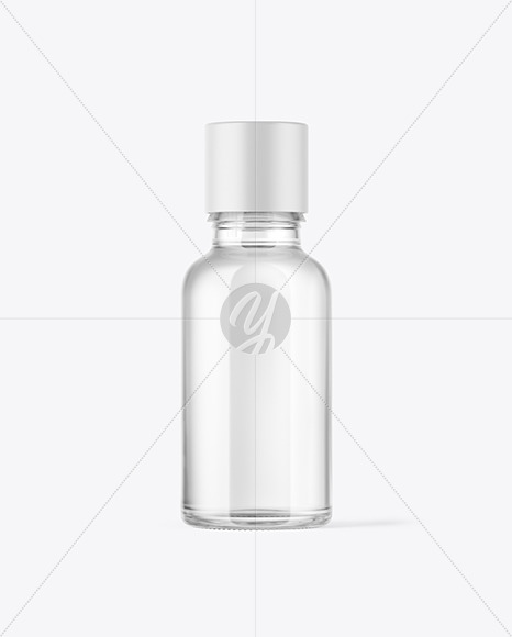 Download Clear Dropper Bottle Mockup Yellowimages