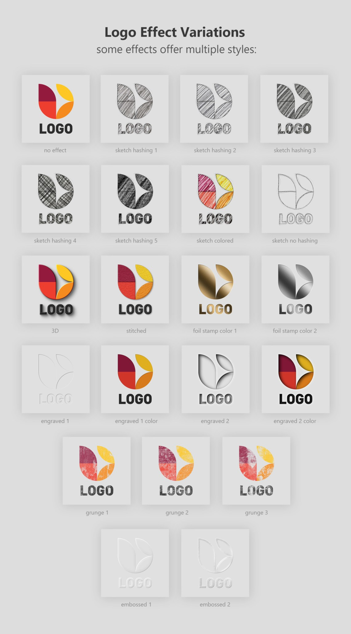 Download Foil Stamp Logo Mockup Yellowimages