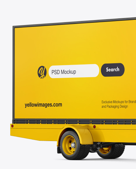 Download Photoshop Mockup Car Yellow Images