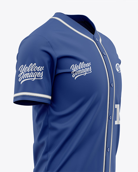 Download Free Baseball Jersey Mockup Psd Yellowimages