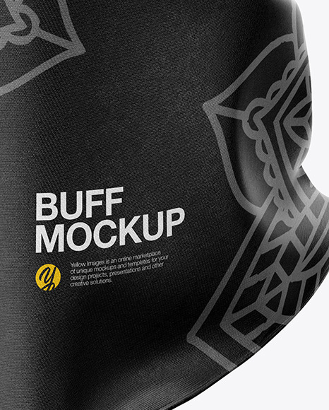 Download Buff Design Mockup Yellow Images