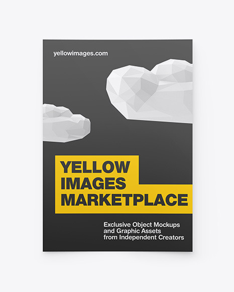 Download Mockup Psd Newspaper Yellow Images