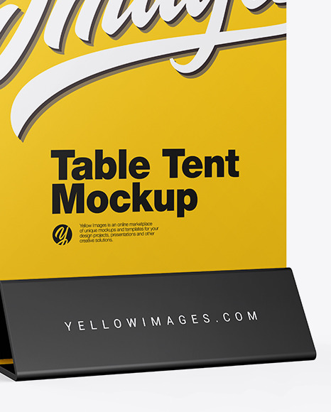 Download Restaurant Mockup Yellowimages