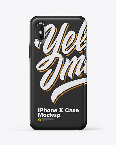 Download Free Mockup Case Iphone Yellow Images