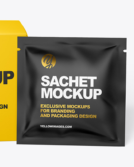Download Packaging Tea Sachets Yellowimages