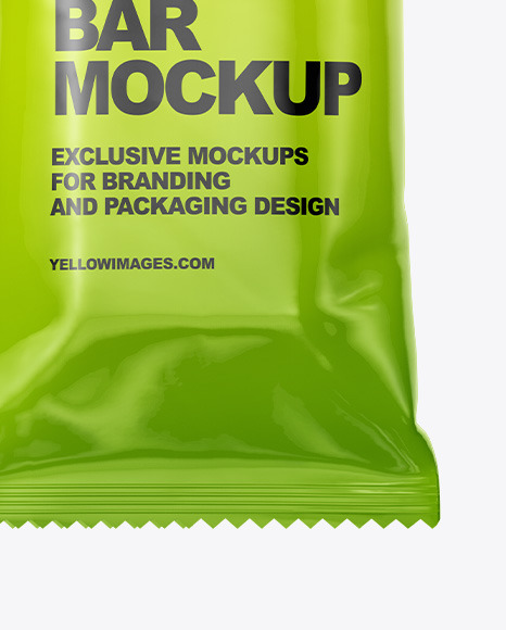 Download Mockup Packaging Snack Yellowimages
