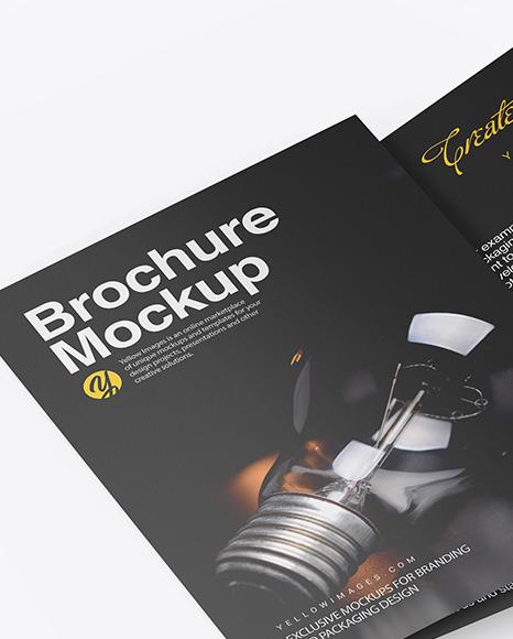 Download Brochure Design Mockup Psd Yellowimages