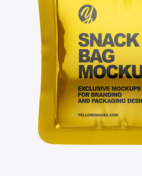 Download Mockup Snack Bag Free Yellowimages