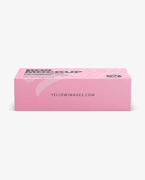 Download Free Mockup Box Packaging Yellowimages