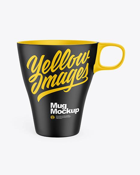 Download Mug Mockup Yellow Images