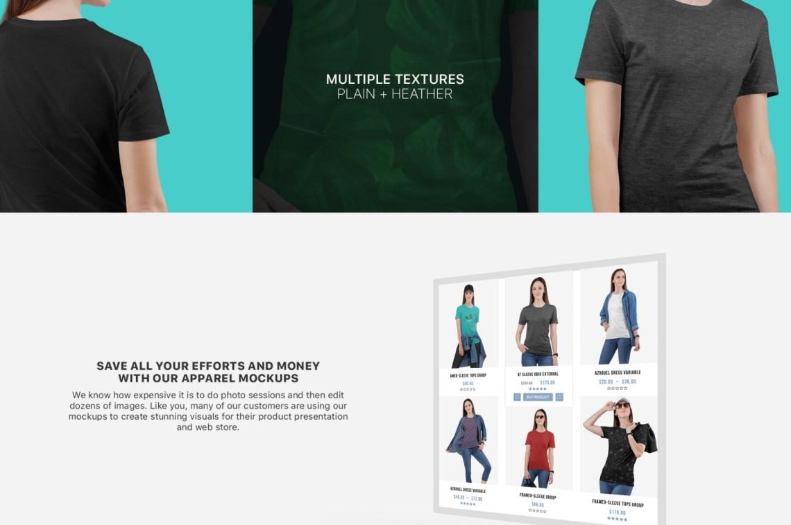 Download Plain T Shirt Mockup Psd Yellowimages