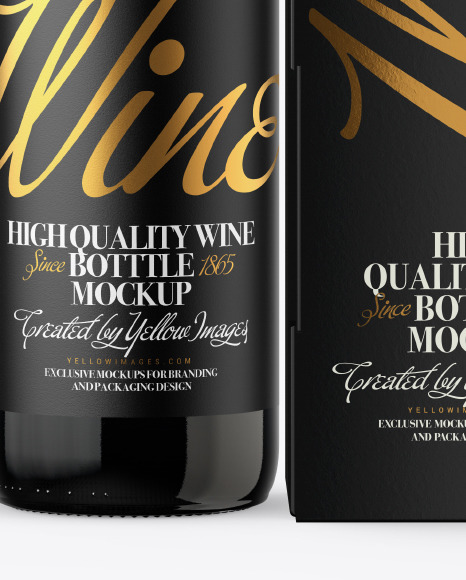 Download Wine Packaging Mockups Free Download Yellowimages