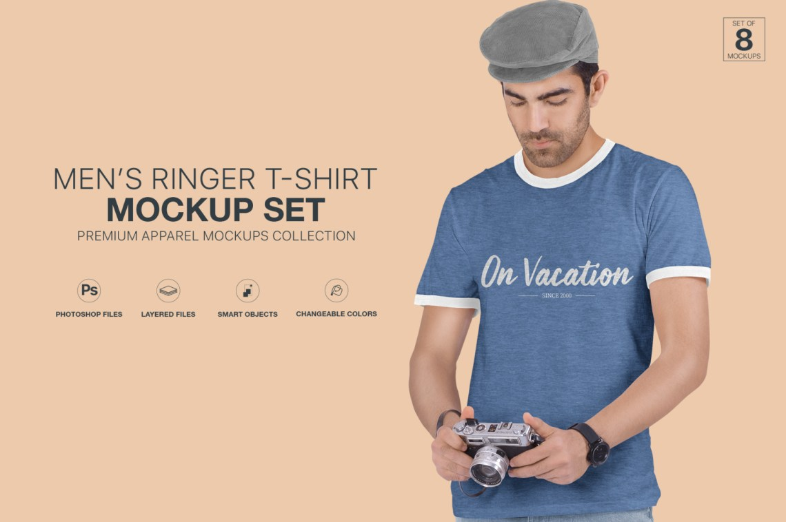 Download T Shirt Mockup After Effects Free Yellowimages