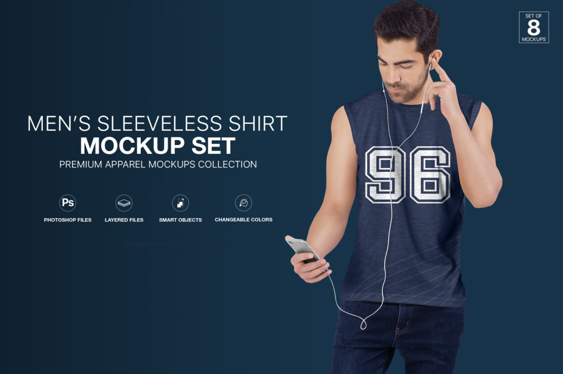 Download Gym Clothing Mockup Yellowimages