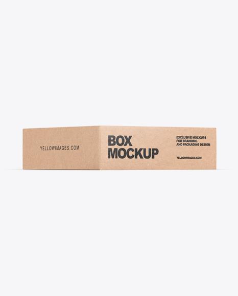 Download Envelope Packaging Mockup Yellowimages