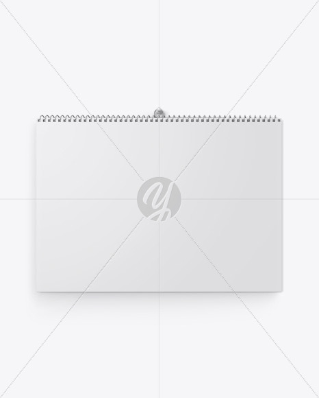 Download Wall Calendar Mockup Free Download Psd Yellowimages