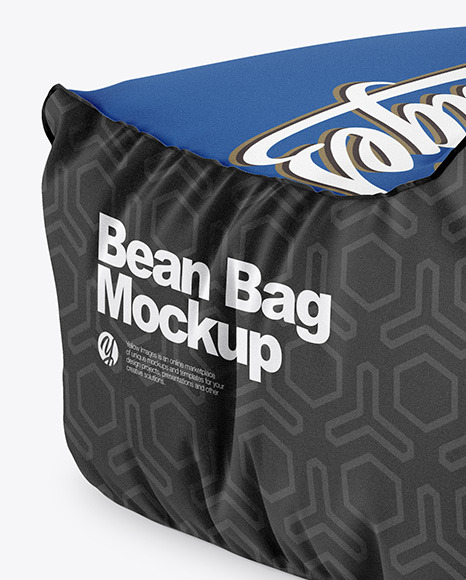 Download Bean Bag Mockup Free Yellowimages