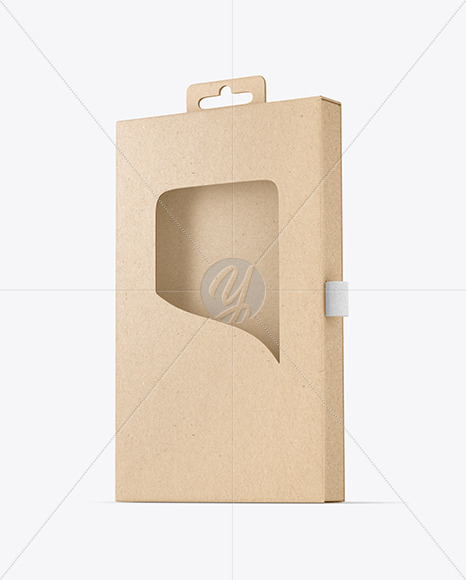 Download Box With Window Mockup Free Yellowimages