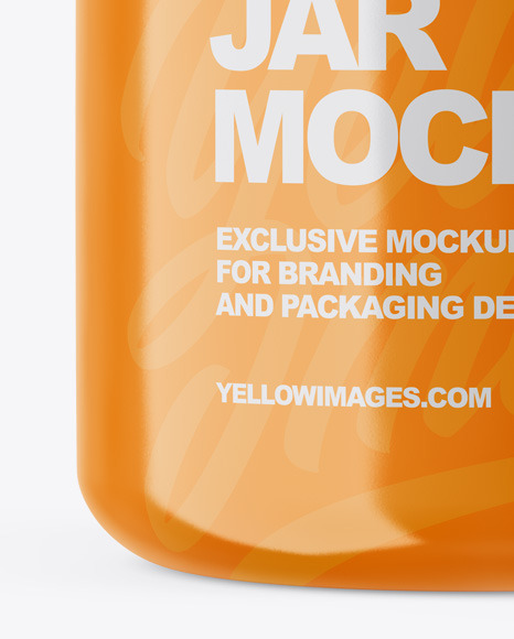 Download Product Mockup Jar Yellowimages