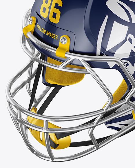 Download American Football Helmet Mockup - American Football Kit ...