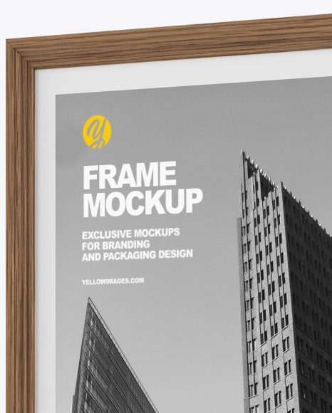 Download Frame Mockup Room Yellowimages