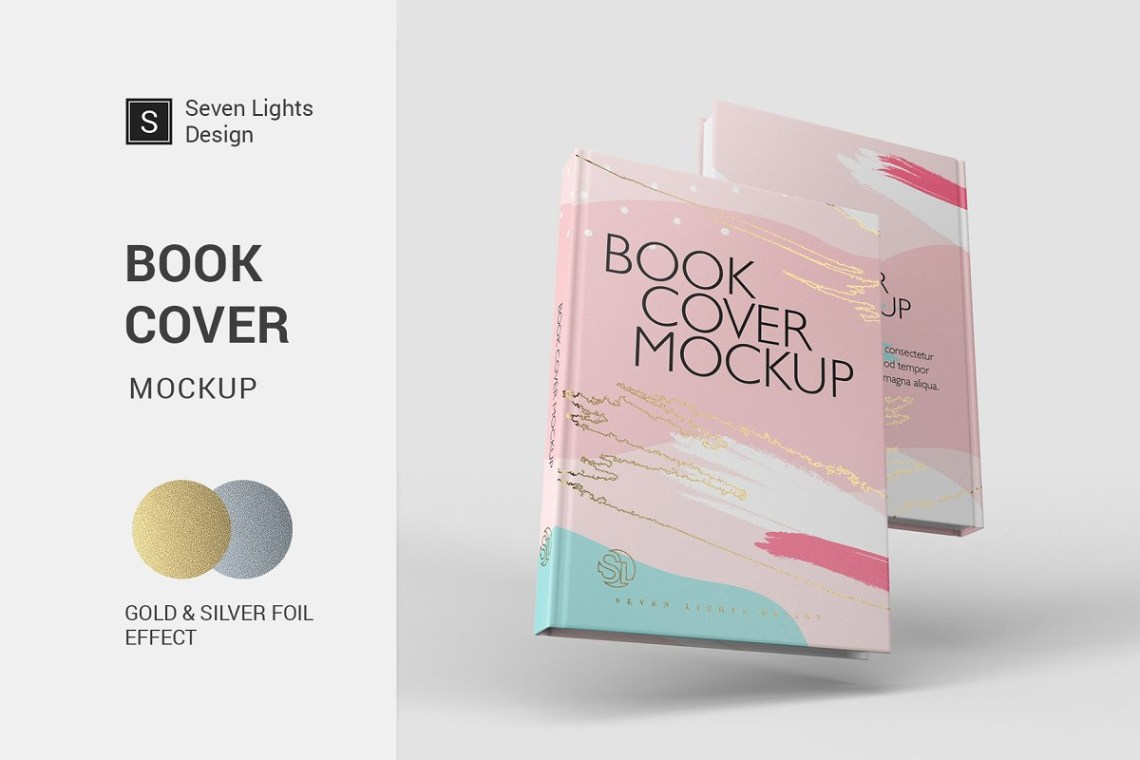 Download Book Cover Mockup Png Yellowimages