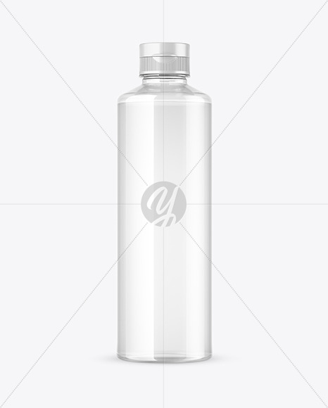 Download Clear Plastic Bottle Mockup Free Yellow Images