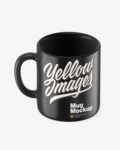 Download White Coffee Mug Mockup Yellowimages