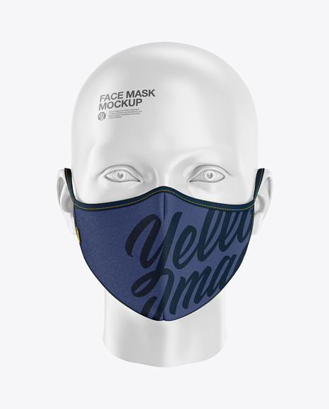 Download Black Mask Mockup Psd Free Yellowimages
