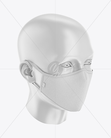 Download Free Mask Mockup Psd Yellow Images