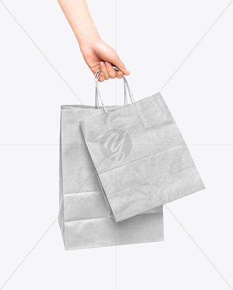 Download Paper Bag Packaging Mockup Yellowimages
