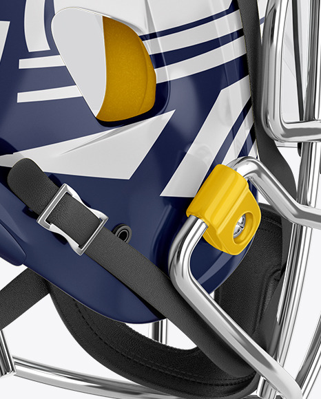 Download American Football Helmet Mockup Top View Yellowimages