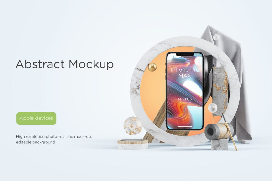 Download Mockup App Store Yellow Images