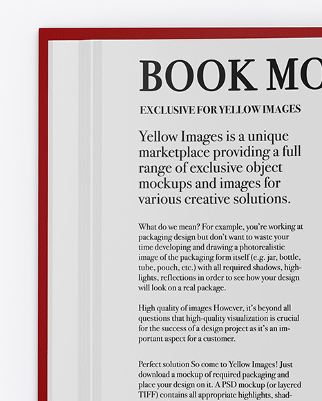 Download Open Book Psd Mockup Yellowimages