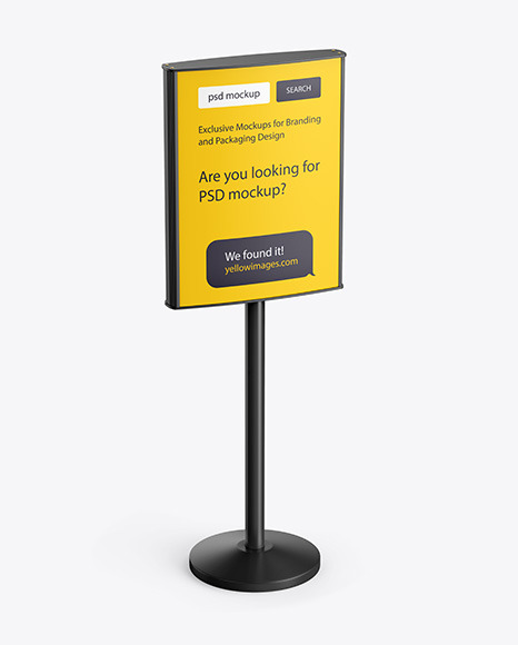 Download Free Outdoor Advertising Branding Mockup Psd Files Yellowimages