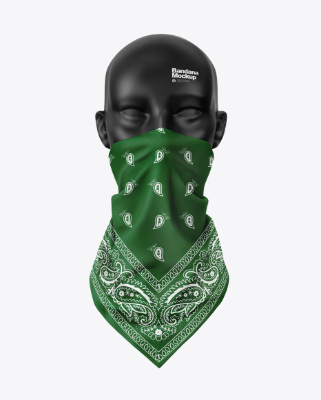 Download Balaclava Mockup Halfside View Yellowimages