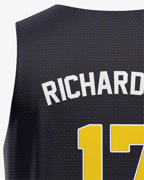 Download Basketball Reversible Mesh Short Mockup Side View Yellowimages