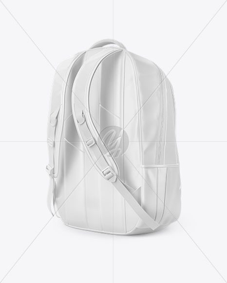 Download Backpack Mockup Back View Yellow Images