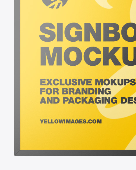 Download Paper Mockup Background Yellowimages