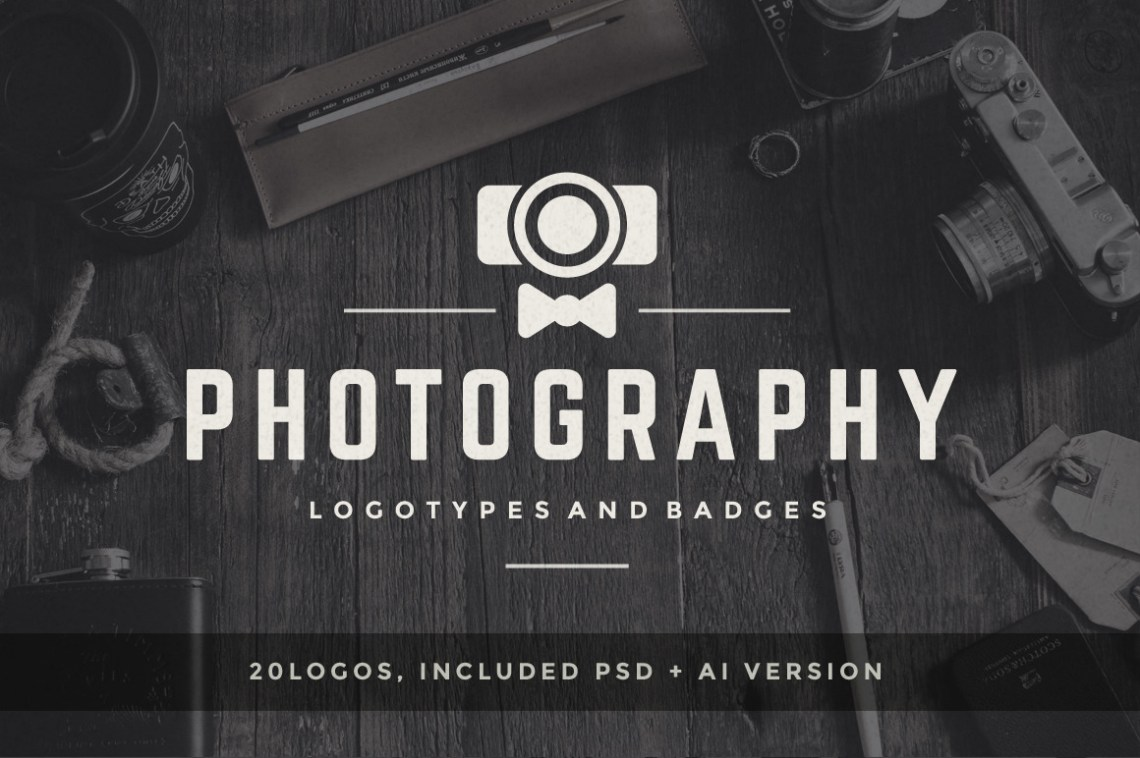 Download Photography Logo Mockup Psd Free Download Yellowimages