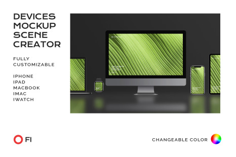 Download Imac Psd Mockup Free Yellowimages