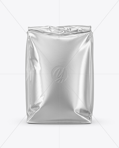Download Egg In Foil Psd Mockup Front View Yellowimages