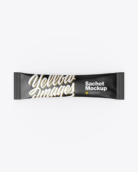 Download Stick Sachet Mockup Free Yellowimages
