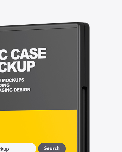 Download Dvd Box Mockup Psd Yellowimages
