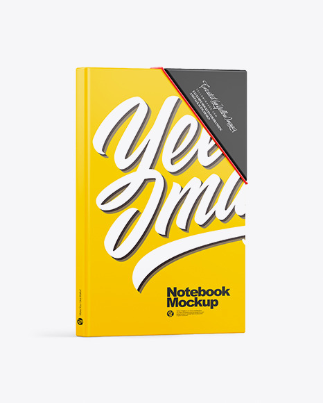 Download Mockup Notebook Psd Yellowimages