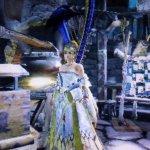 MHX見た目装備・女|風になびく姿が美しい、『ウェディングドレス風装備』【lamame様投稿】